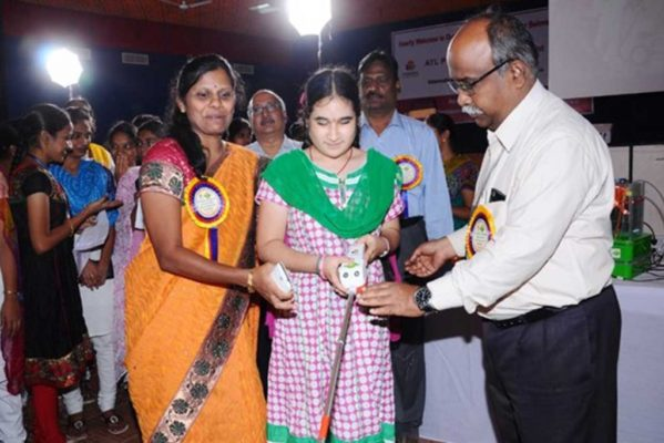HELPING THE VISUALLY CHALLENGED